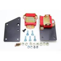 Motor Mounts & Mid-Plates - Engine Swap Motor Mounts - Trans-Dapt Performance - Trans-Dapt LS1 Into SB Chevy Chassis Motor Mount Kit