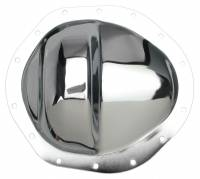 "Drivetrain - Trans-Dapt Performance - Trans-Dapt Differential Cover - Chrome - GM Truck - 9.5"" Ring Gear"