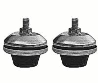 Motor Mounts & Mid-Plates - Biscuit-Style Motor Mounts - Trans-Dapt Performance - Trans-Dapt Biscuit Motor Mount Pad - Frame Mount