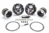 Recently Added Products - Warn - Warn Premium Locking Hub Kit Manual Locking 35 Spline Chrome - Ford Fullsize Truck 2005-15