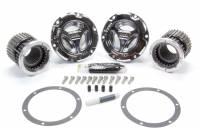 Drivetrain Components - Warn - Warn Premium Locking Hub Kit Manual Locking 35 Spline Chrome - Ford Fullsize Truck 2005-15