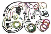 Ignition & Electrical System - American Autowire - American Autowire 57 Chevy Classic Update Wiring System
