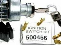 Switches - Ignition Switches - American Autowire - American Autowire Heavy Duty Blade Type Ignition Switch w/Terminals