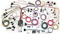 Street Performance USA - American Autowire - American Autowire 67-68 Camaro Wire Harness System