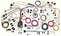 Ignition & Electrical System - Fuses & Wiring - American Autowire - American Autowire 67-68 Firebird Wire Harness System