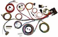 Wiring Harnesses - Wiring Harnesses - Universal - American Autowire - American Autowire Power Plus 13 Integrated Fuse Box System