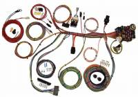 Wiring Harnesses - Wiring Harnesses - Universal - American Autowire - American Autowire Power Plus 20 Integrated Fuse Box System