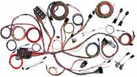 Street Performance USA - American Autowire - American Autowire 64-66 Mustang Wiring Harness System