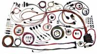 Ignition & Electrical System - American Autowire - American Autowire 68-69 Chevelle Wiring Harness