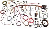Street Performance USA - American Autowire - American Autowire Wiring Harness 69 Mustang