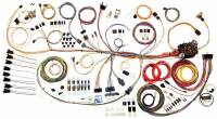 Ignition & Electrical System - Fuses & Wiring - American Autowire - American Autowire 64-67 GTO Wiring Harness