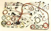 Exhaust System - American Autowire - American Autowire Classic Update Complete Car Wiring Harness Complete - Ford Truck 1967-72