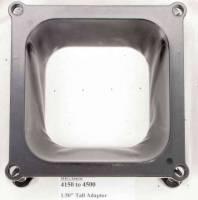 Air & Fuel System - Wilson Manifolds - Wilson Manifolds Carburetor Adapter - 4150 to 4500 Flange
