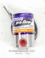 Air & Fuel System - Wilson Manifolds - Nitrous Pro Flow Alcohol Solenoid .184