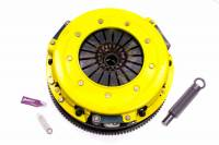 "Recently Added Products - Advanced Clutch Technology - Advanced Clutch Technology Twin Disc Clutch and Flywheel 10.5"" Diameter 1-1/8 x 26 Spline Steel - Internal Balance"