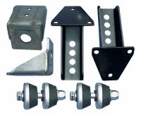 Motor Mounts & Mid-Plates - Engine Swap Motor Mounts - Advance Adapters - Advance Adapters Chevy V8 Wide Mount Kit