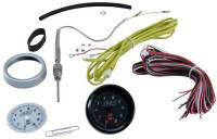 Analog Gauges - Exhaust Gas Temperature Gauges - AEM Electronics - AEM EGT Analog Gauge 0-1800F