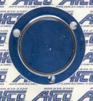 Hub Parts & Accessories - Drive Flanges Service Parts - AFCO Racing Products - AFCO Drive Flange Cap (w/o-Ring) - AFCO Rear Hub
