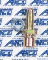 Brake System Adapters - Brake Line to AN Brake Fittings - AFCO Racing Products - AFCO Brake Line Adapter -3/16 Line to -04 AN