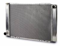 "AFCO Radiators - AFCO Ford Style Radiators - AFCO Racing Products - AFCO Standard Aluminum Radiator - 19"" x 27-1/2"" x 3"" - Ford"
