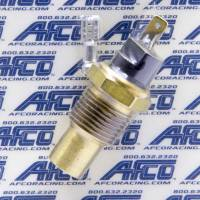 "Gauge Parts & Accessories - Senders & Switches - AFCO Racing Products - AFCO 230° Water Temperature Sending Unit - 1/2"" NPT"