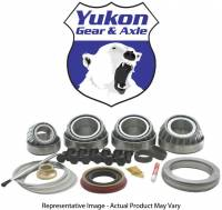 "Ford F-150 Drivetrain - Ford F-150 Ring and Pinion Install Kits/ Bearings - Yukon Gear & Axle - Yukon Master Overhaul Kit - Ford Daytona 9"" LM603011 Differential w/ Crush Sleeve Eliminator"