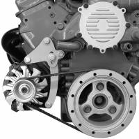 Alternator Parts & Accessories - Alternator Brackets - Alan Grove Components - Alan Grove Components Alternator Bracket - LT1 - Low Mount - RH