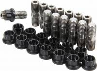 Hardware & Fasteners - Bolt Kits - Allstar Performance - Allstar Performance Titanium Header Stud Kit