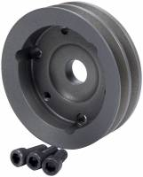 Crankshaft Pulleys - V-Belt Crankshaft Pulleys - Allstar Performance - Allstar Performance 1:1 Crank Pulley