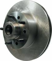 "Wheel Hubs, Bearings and Components - Ford Pinto/Mustang II Hubs - Allstar Performance - Allstar Performance Ford Mustang II / Granada Rotor - 5 x 4-3/4"" - 1/2""-20 Studs"