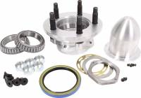 "Hubs & Bearings - 5 x 5"" Hubs - Allstar Performance - Allstar Performance Aluminum 5x5 Front Hub Kit - 2.5"" Pin"