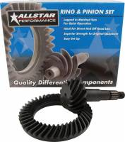 "Ring and Pinion Sets - GM 8.5"" 10 Bolt Ring & Pinion - Allstar Performance - Allstar Performance GM 8.5"" Ring and Pinion Gear Set - Ratio: 3.73"