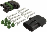 Allstar Performance - Allstar Performance Weather Pack 3-Wire Connector Kit