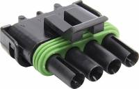 Ignition & Electrical System - Electrical Connectors & Plugs - Allstar Performance - Allstar Performance 4 Pin Weather Pack, Tower Housing