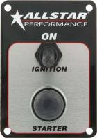 Switch Panels and Components - Switch Panels - Allstar Performance - Allstar Performance Standard Ignition Switch Panel