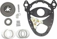 Timing Gear Drives and Components - Timing Gear Drives - Allstar Performance - Allstar Performance Billet Aluminum SB Chevy Gear Drive Set