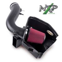 Ford Mustang (5th Gen) Air and Fuel - Ford Mustang (5th Gen) Air Cleaner Assemblies and Air Intake Kits - Airaid - AIRAID MXP Series Cold Air Dam Intake System - SynthaFlow