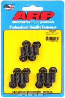 "Header Parts & Accessories - Header Bolts - ARP - ARP Black Oxide Header Bolt Kit - 12-Point - 3/8"" x .750"" Under Head Length (12 Pieces)"