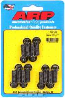 "Exhaust Hardware and Fasteners - Header Bolts - ARP - ARP Black Oxide Header Bolt Kit - 12-Point - 3/8"" x 1.00"" Under Head Length (12 Pieces)"