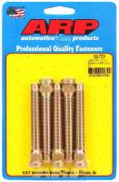 "Brake System - ARP - ARP Wheel Stud Kit - 7/16- 20, 3.250"" Length, .486 Knurled Diameter - (5 Pack)"