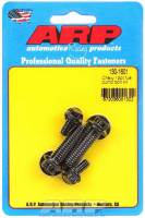 Air and Fuel System Fasteners - Fuel Pump Bolts - ARP - ARP Fuel Pump Bolts - Chromemoly - Black Oxide - 12-Point - BB Chevy, SB Chevy