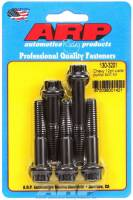 Engine Hardware and Fasteners - Water Pump Bolts - ARP - ARP Black Oxide Water Pump Bolt Kit - All Chevy V8 - 12-Point