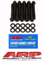 Engine Bolts & Fasteners - Main Bolt Kits - ARP - ARP High Performance Series Main Bolt Kit - SB Chevy - 2-Bolt Main - Small Journal