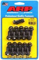 Engine Bolts & Fasteners - Oil Pan Bolts & Studs - ARP - ARP BB Chevy Oil Pan Bolt Kit - 6 Point