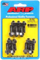 """Engine Hardware and Fasteners - Valve Cover Stud Kits - ARP - ARP Valve Cover Stud Kit - Black Oxide Hex, Stamped Steel Covers, 1/4""""-20 Thread"""