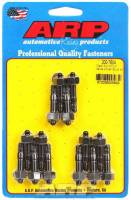"""Engine Hardware and Fasteners - Valve Cover Stud Kits - ARP - ARP Valve Cover Stud Kit - 1/4"""" (14) Black Oxide Hex, For Cast Aluminum Covers"""