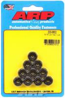 """Nuts - Nuts (Hex) - ARP - ARP 5/16-24"""" Thread Nut 3/8"""" 12 Point Head Chromoly Black Oxide - Universal"""