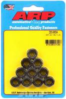 "Engine Bolts & Fasteners - Replacement Nuts - ARP - ARP Replacement Nuts - 3/8""-24 Thread, 9/16"" Hex Socket Size - (10 Pack)"