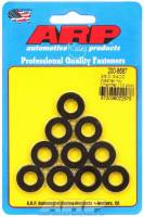 Engine Hardware and Fasteners - Special Purpose Washers - ARP - ARP Black Washers - 3/8 ID x 3/4 OD (10)