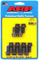 """Ring and Pinion Sets - Ring Gear Bolts - ARP - ARP Ring Gear Bolt Kit - GM 10 and 12-Bolt - 3/8""""-24 - .800"""" Under Head Length"""